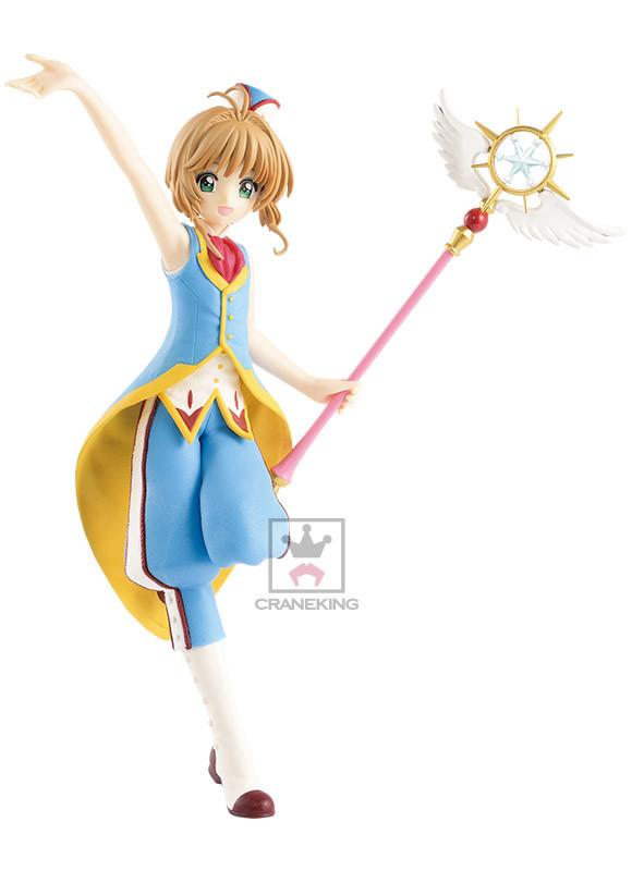 Figurine Kinomoto Sakura – Card Captor Sakura: Clear Card-hen