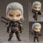 Figurine Nendoroid Geralt – The Witcher 3: Wild Hunt