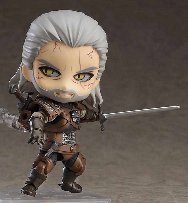 Figurine Nendoroid Geralt – The Witcher 3: Wild Hunt