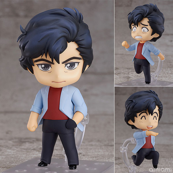 Figurine Nendoroid Saeba Ryou – Gekijouban City Hunter: Shinjuku Private Eyes