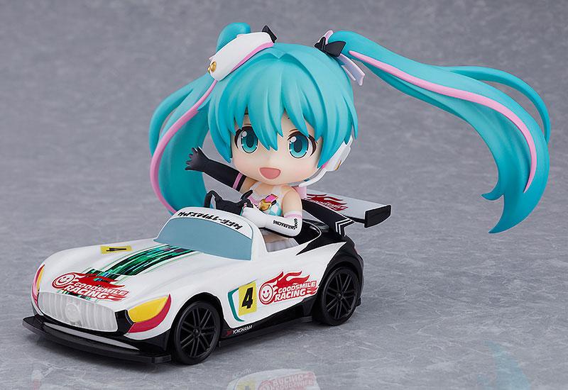 Figurine Nendoroid Hatsune Miku – GOOD SMILE Racing