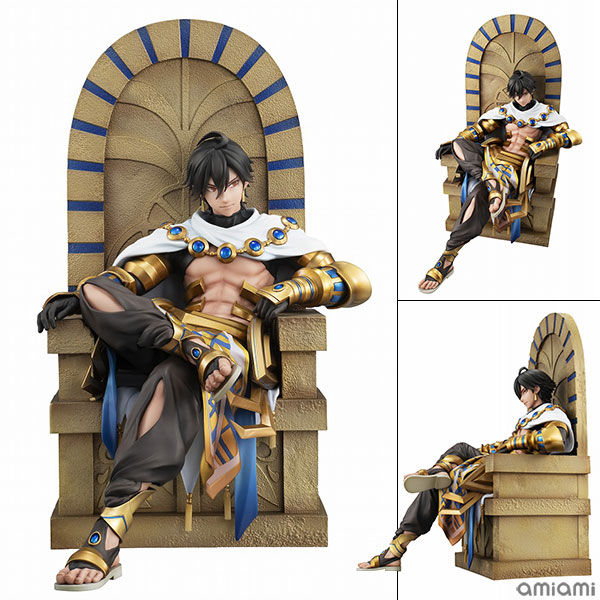 Figurine Ozymandias – Fate/Grand Order