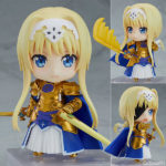 Figurine Nendoroid Alice Schuberg – Sword Art Online: Alicization