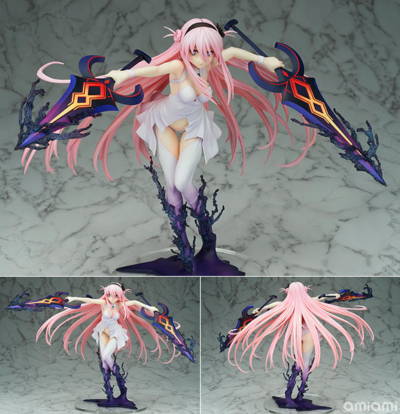 Figurine Alisia Heart – Dungeon Travelers 2-2 Yamiochi no Otome to Hajimari no Sho