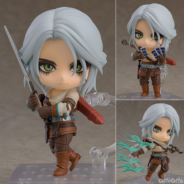 Figurine Nendoroid Ciri – The Witcher 3: Wild Hunt