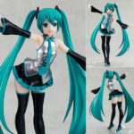 Figurine Hatsune Miku – Vocaloid (Pop Up Parade)