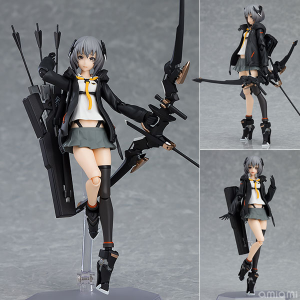 Figurine Roku – Heavily Armed High School Girls