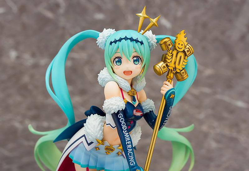 Figurine Hatsune Miku – GOOD SMILE Racing
