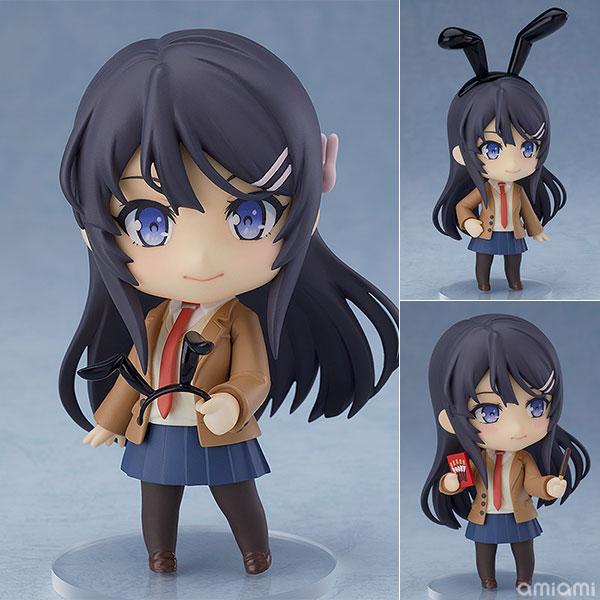 Figurine Sakurajima Mai – Seishun Buta Yarou wa Bunny Girl Senpai no Yume wo Minai