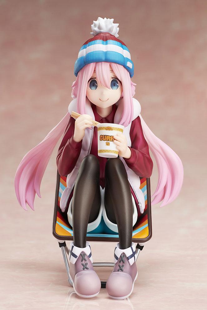 Figurine Kagamihara Nadeshiko – Yuru Camp
