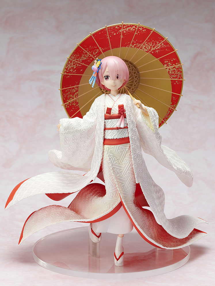 Figurine Ram – Re:Zero kara Hajimeru Isekai Seikatsu (Limited + Exclusive)