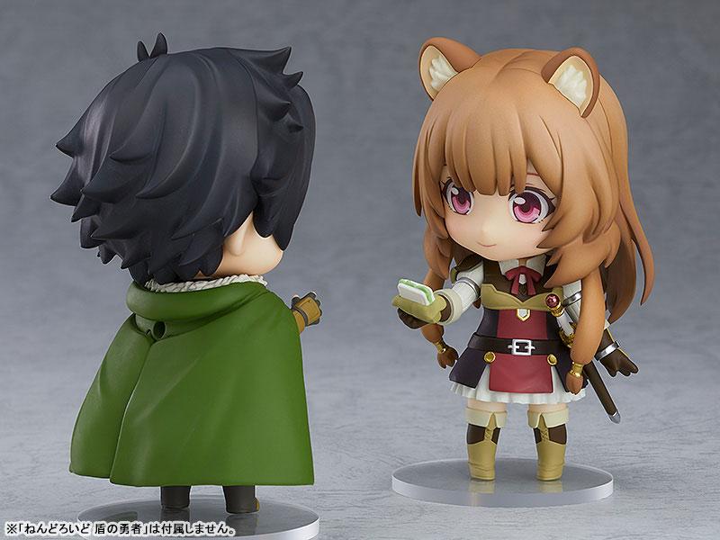 Figurine Nendoroid Raphtalia – Tate no Yuusha no Nariagari