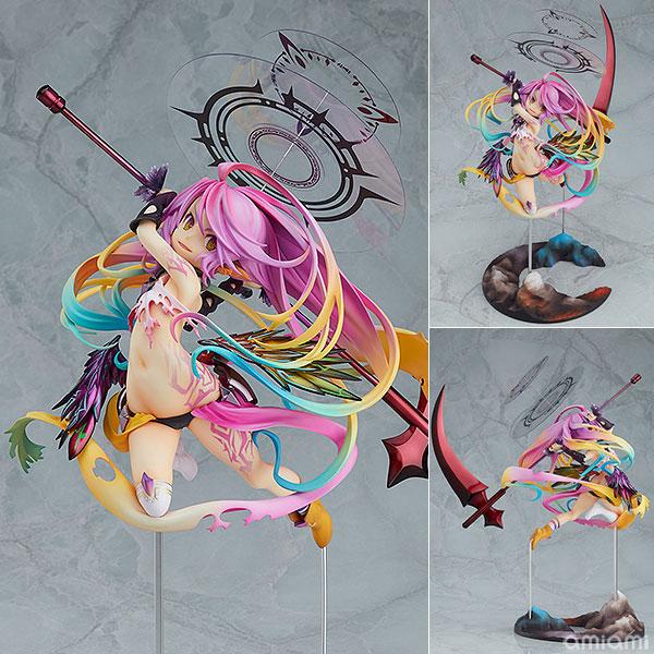 Figurine Jibril – Eiga No Game No Life Zero
