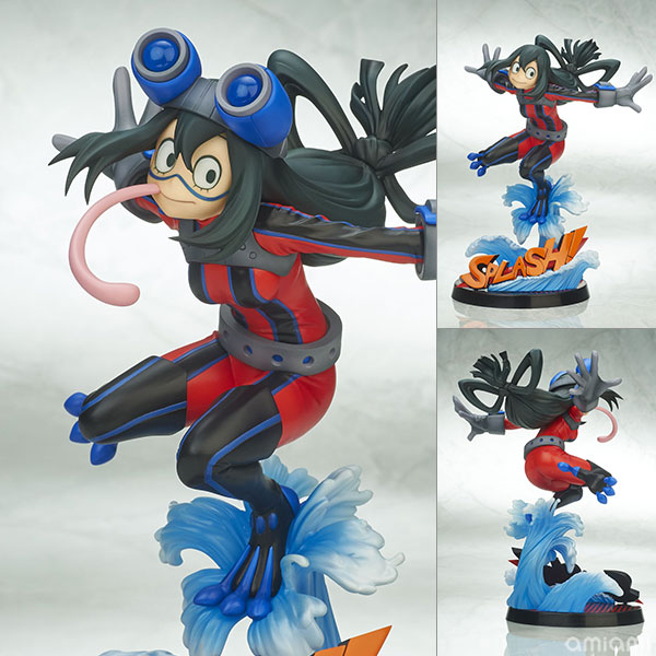 Figurine Asui Tsuyu – Boku no Hero Academia [Limited Edition]