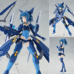 Figurine Takanashi Rei – Alice Gear Aegis