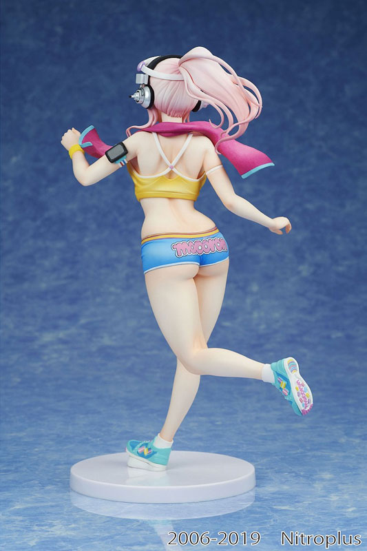 Figurine Sonico – SoniComi (Super Sonico)