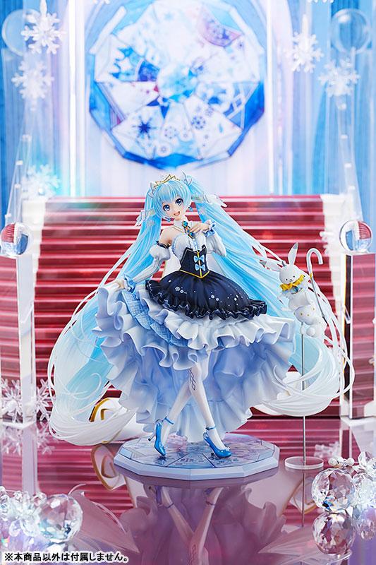 Figurine Hatsune Miku & Rabbit Yukine