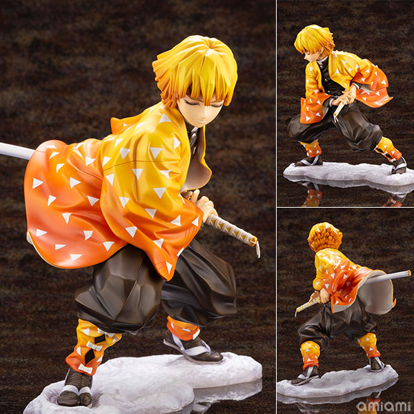 Figurine Agatsuma Zenitsu – Kimetsu no Yaiba