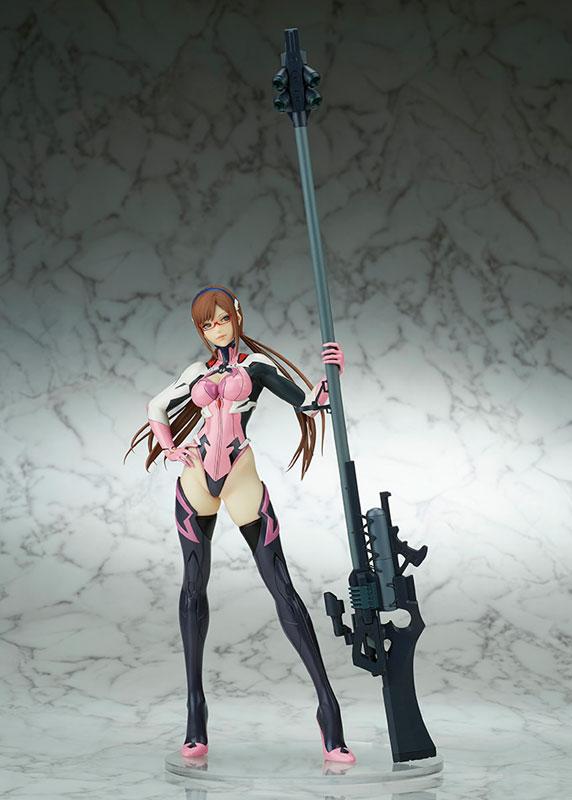 Figurine Makinami Mari Illustrious – Evangelion Shin Gekijouban