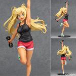 Figurine Sakura Hibiki – Dumbbell Nan Kilo Moteru?