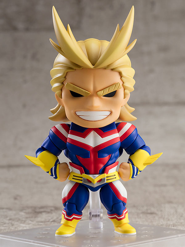 Figurine Nendoroid All Might - Boku no Hero Academia