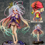 Figurine Shiro & Tet – No Game No Life
