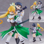 Figurine Kirigaya Suguha, Leafa – Sword Art Online