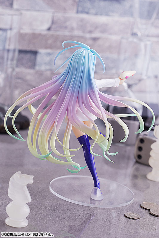 Figurine Shiro – No Game No Life