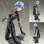 Figurine Ayanami Rei -Evangelion Shin Gekijouban: Q