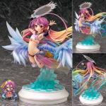 Figurine Jibril & Schwi Dola – Eiga No Game No Life Zero