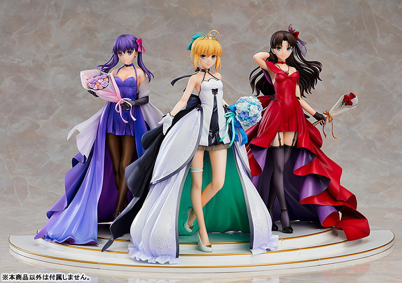 Figurine Tohsaka Rin – Fate/Stay Night