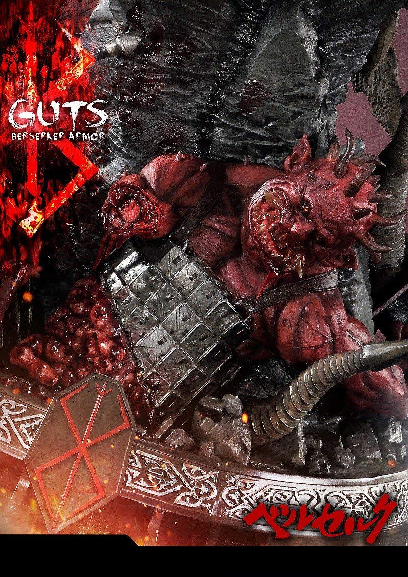 Figurine Guts – Berserk (20 kg)