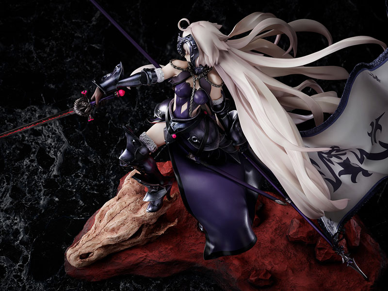 Figurine Jeanne d'Arc (Alter) – Fate/Grand Order