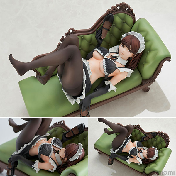 Figurine Maid no Deep na Yuwaku