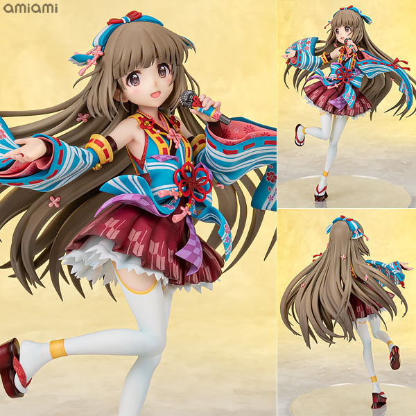Figurine Yorita Yoshino – THE iDOLM@STER Cinderella Girls