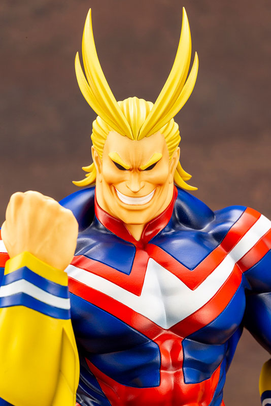 Figurine All Might – Boku no Hero Academia